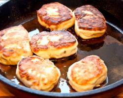 Сырники из творога воздушные рецепт с фото пошагово