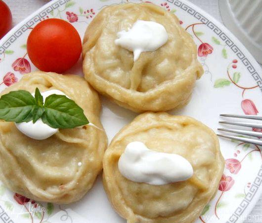 Тесто для мантов рецепт классический от юлии высоцкой