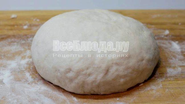 Тесто для пельменей классический рецепт с фото пошагово
