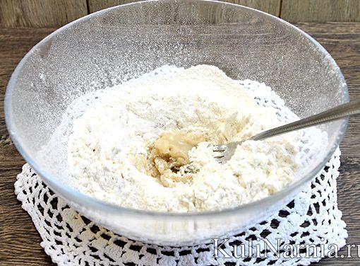 Тесто на вареники с вишней рецепт с фото пошагово