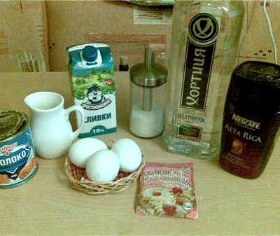В домашних условиях рецепт ликера бейлиз