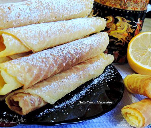 Вафли в вафельнице рецепт хрустящие на маргарине