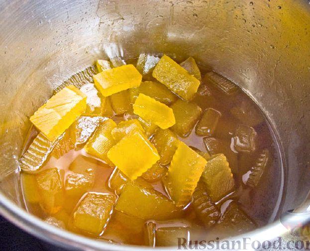 Варенье из арбуза пошаговый рецепт с картинками