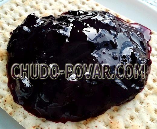 Варенье из смородины черной рецепт с фото