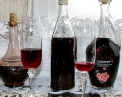 Вино в домашних условиях из варенья рецепт