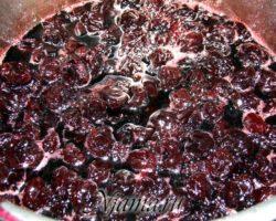 Вишнёвое варенье без косточек рецепт густое