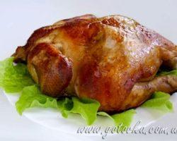 Вкусная курица в духовке рецепт с фото