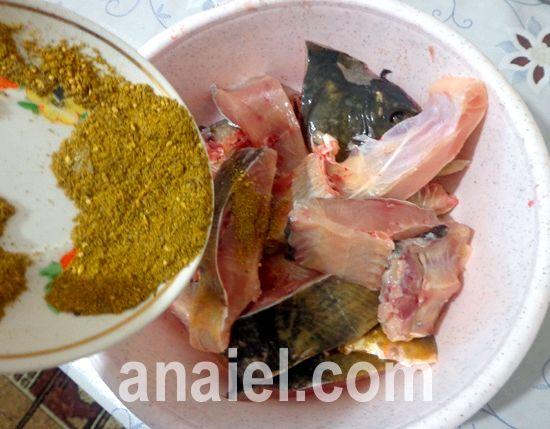 Жареный карп на сковороде рецепт с фото